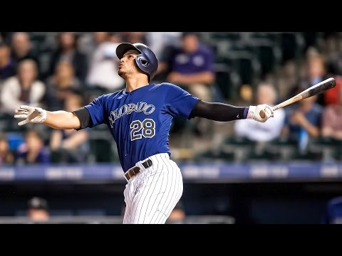 Best Moments of the Colorado Rockies April 2017
