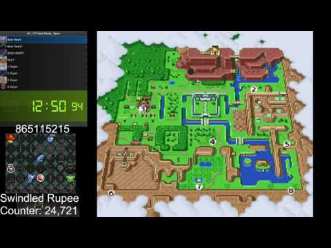 ALttP Randomizer VT: Hard Mode (4-9-2017)