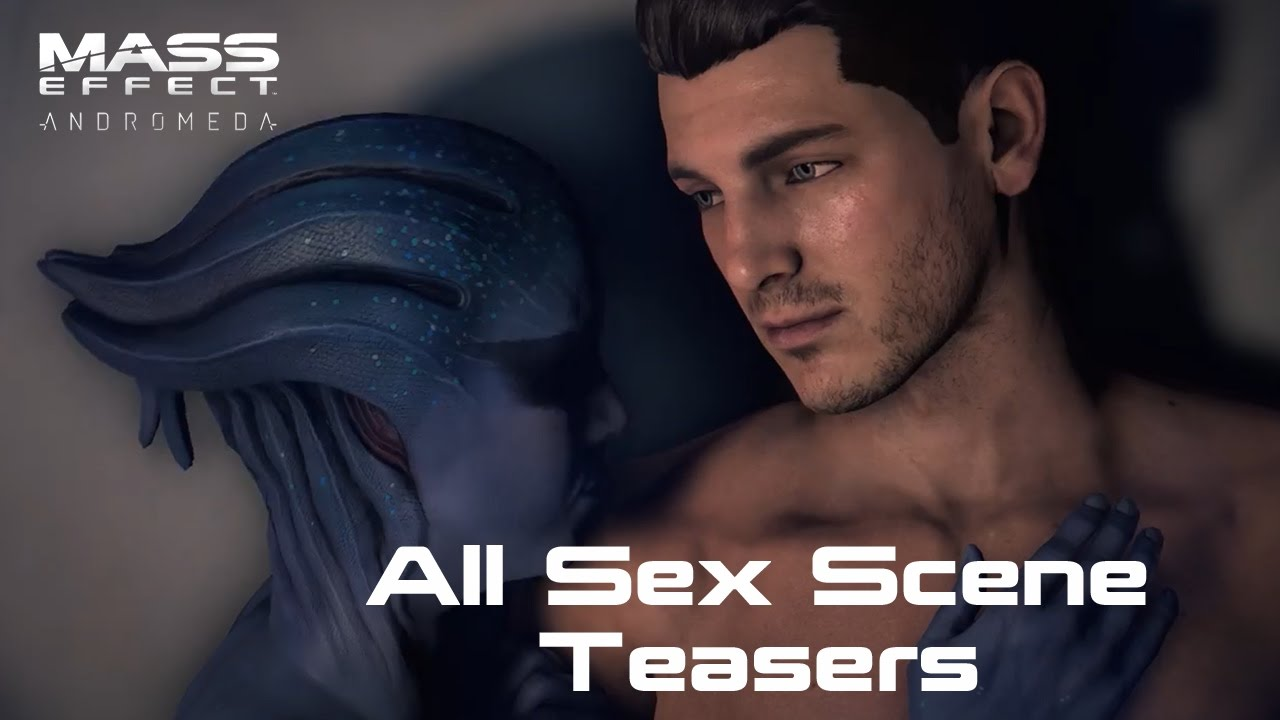 Sex Scene From Mass Effect 101