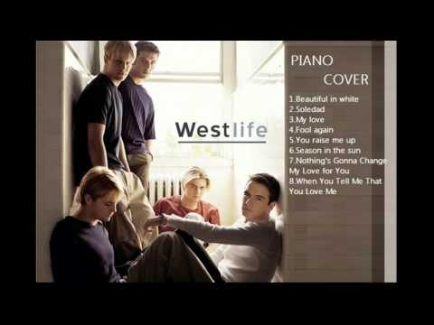 The Best Song Of West Life Piano Cover