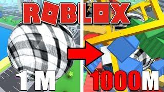 DESTRUINDO O ROBLOX - Roblox Boulder Simulator