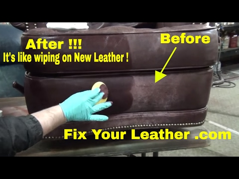 How To Fix A Peeling Leather Couch Doovi