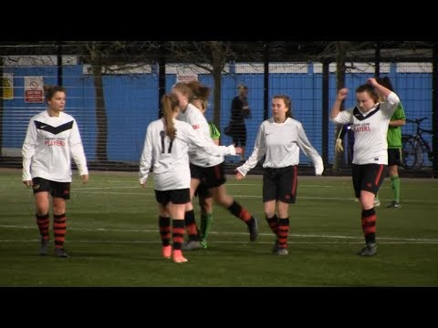 2018-03-22 | Winchester City Flyers vs Southampton Saints Girls & Ladies | Highlights