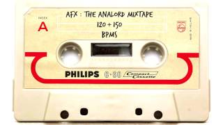 AFX's Analord Mixtape - Side B (150 BPM)