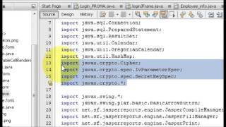 Java prog#129. How to encrypt and decrypt data in Java Part 1
