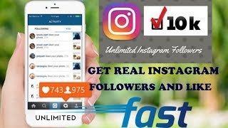 2017 | How To Get 100% Real Unlimited Auto Instagram Likes & Followers| Get Verified on Instagram |