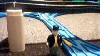tomy thomas and friends Episode 6: A shade of orange part 1
