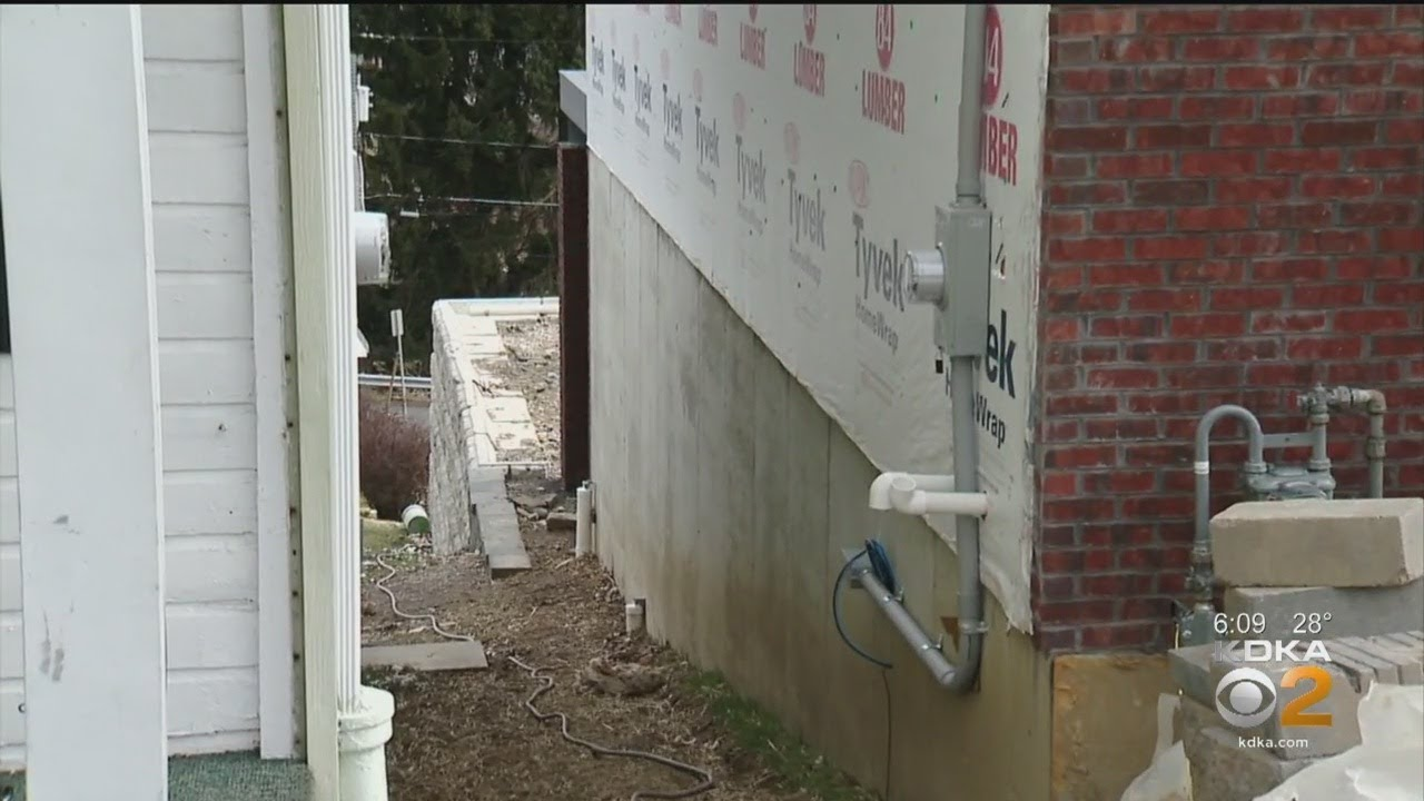 Construction Worker Falls Down Elevator Shaft At Home Under