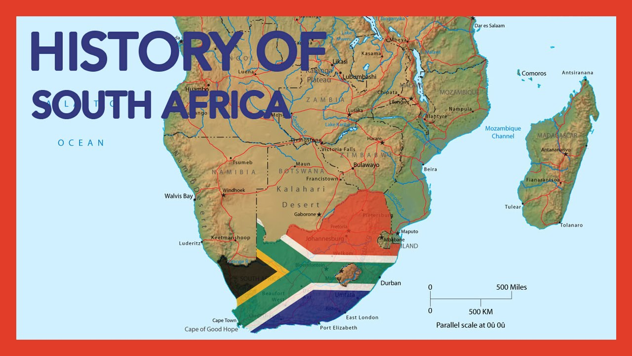 the history of the country of south africa In the history of civil rights, south africa lays claim to a momentous  plus a golf  cart he drives to the country club at the center of the complex.