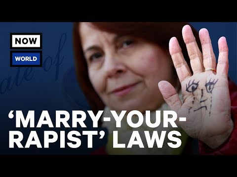 Which Countries Have 'Marry-Your-Rapist' Laws? | NowThis World