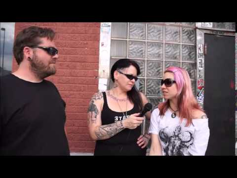 Interview with Aeon Cruz and Pat of Glass Delirium
