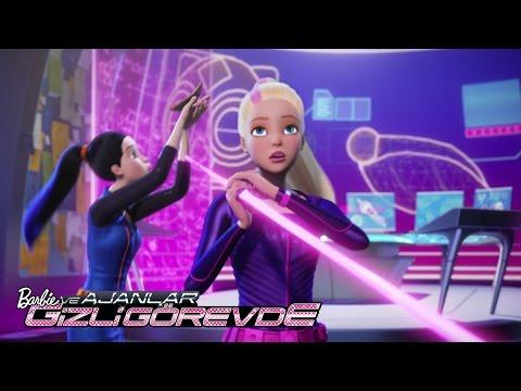 Barbie ve Ajanlar Gizli Görevde Çekim Hataları | Spy Squad | Barbie