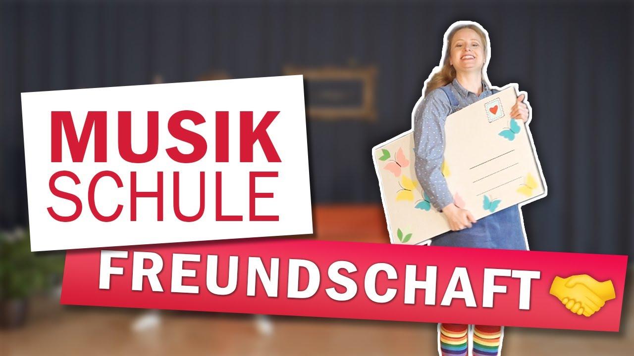 Töne, Tänze, Tasten aus dem Flimmerkasten - Musikschule der Landeshauptstadt Folge 15: Freundschaft