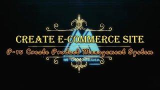 Erstellen Sie E-Commerce-Website-Tutorial : P-15 Erstellen Sie Produkt-Management-System