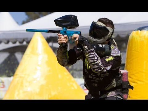 2016 Dallas Open - NXL Pro Paintball Match - Infamous vs AC;