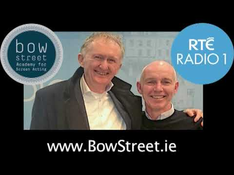 Gerry Grennell interview on Ray D'Arcy Show.
