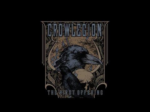 """Crowlegion """"The First Offering"""" (Full Album) 2015 Stoner/Sludge Metal"""