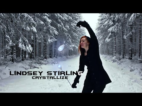 |Poi Dance| Lindsey Stirling - Crystallize