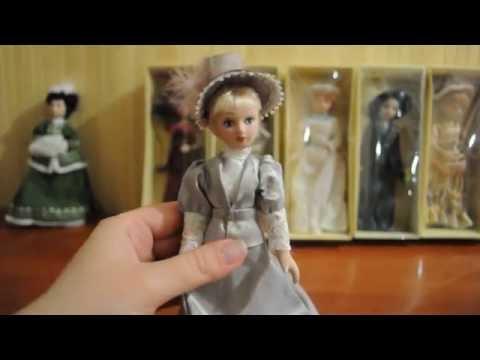 Куклы дамы эпохи         Dolls era ladies