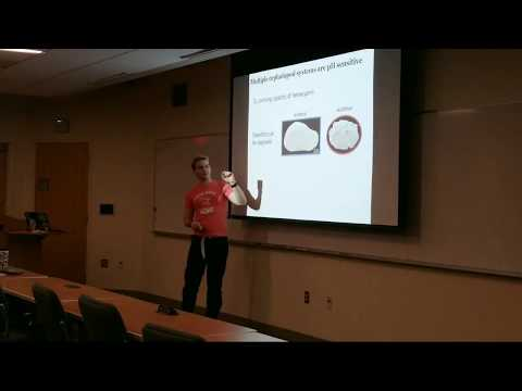 """#tcon7:  Casey Zakroff - """"How will cephalopods fare under climate change?"""""""