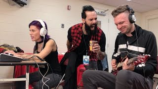 Skillet - That Green Room Life
