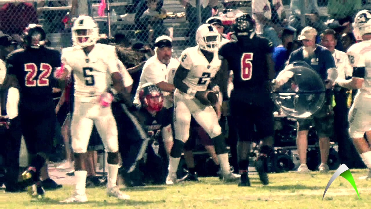Deshaun Fenwick, Braden RB vs Palmetto - YouTube