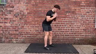 How To Do Kettlebell Good Morning   Exercise Demo