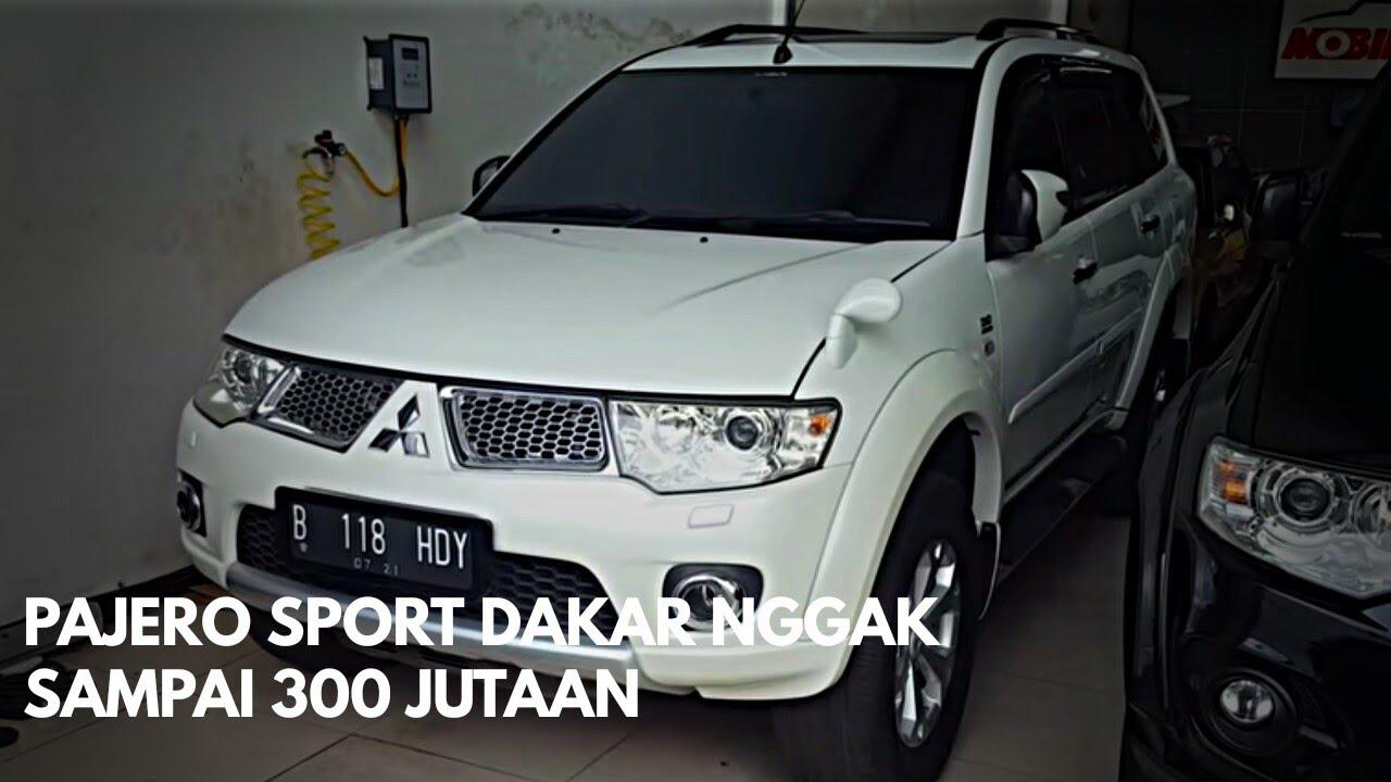 Pajero Sport Dakar 4X2 preFL 2011 Tour Review Indonesia ...