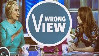 """No Other """"View"""" Allowed: Jedediah Bila Gone After Not Worshipping Hillary thumbnail"""
