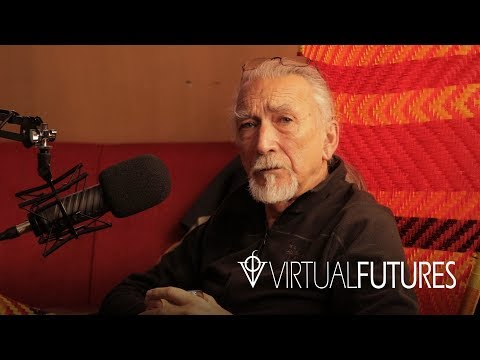 Weird Fiction - with M. John Harrison | Virtual Futures Salo