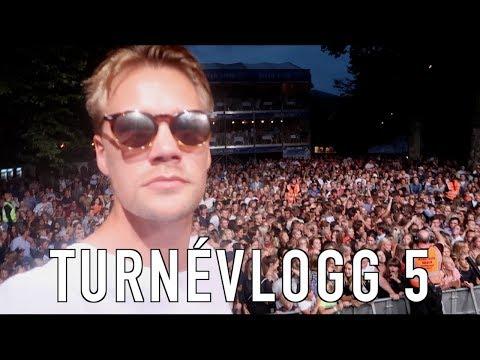Turnévlogg 5 | Åland (VLOGG #47)