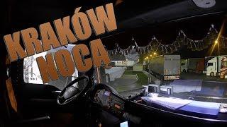 MAN TGX z kontenerówką [2/4] Przyjazd do Krakowa