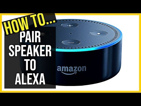 how-to-pair-a-bluetooth-speaker-to-alexa