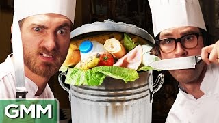Download Dumpster Food Challenge ft. SORTEDfood Mp3 and Videos