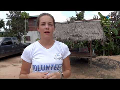 Review of Summer Volunteer Program, Thailand with Volunteering Solutio