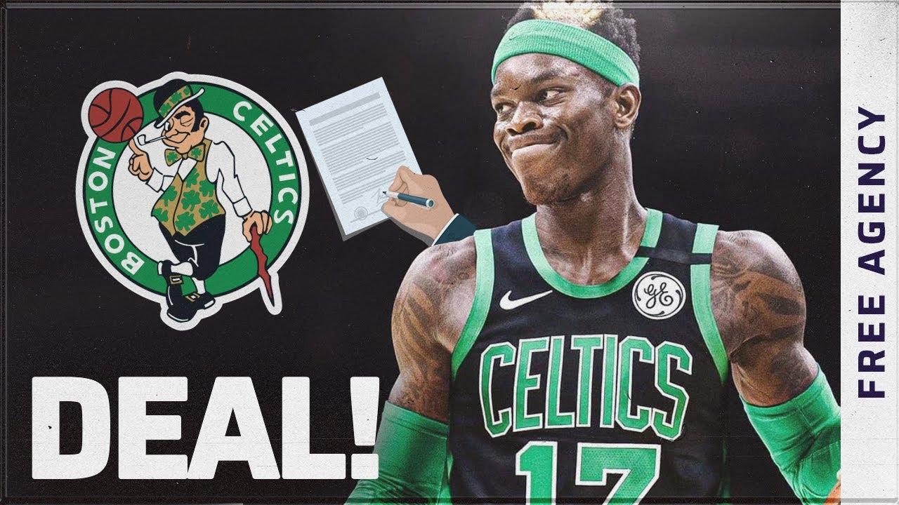 Dennis Schroder signing with Celtics for reported $5.9 million after ...
