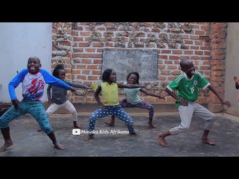 Masaka Kids Africana - #PetitAfroChallenge || Afro Dance thumbnail