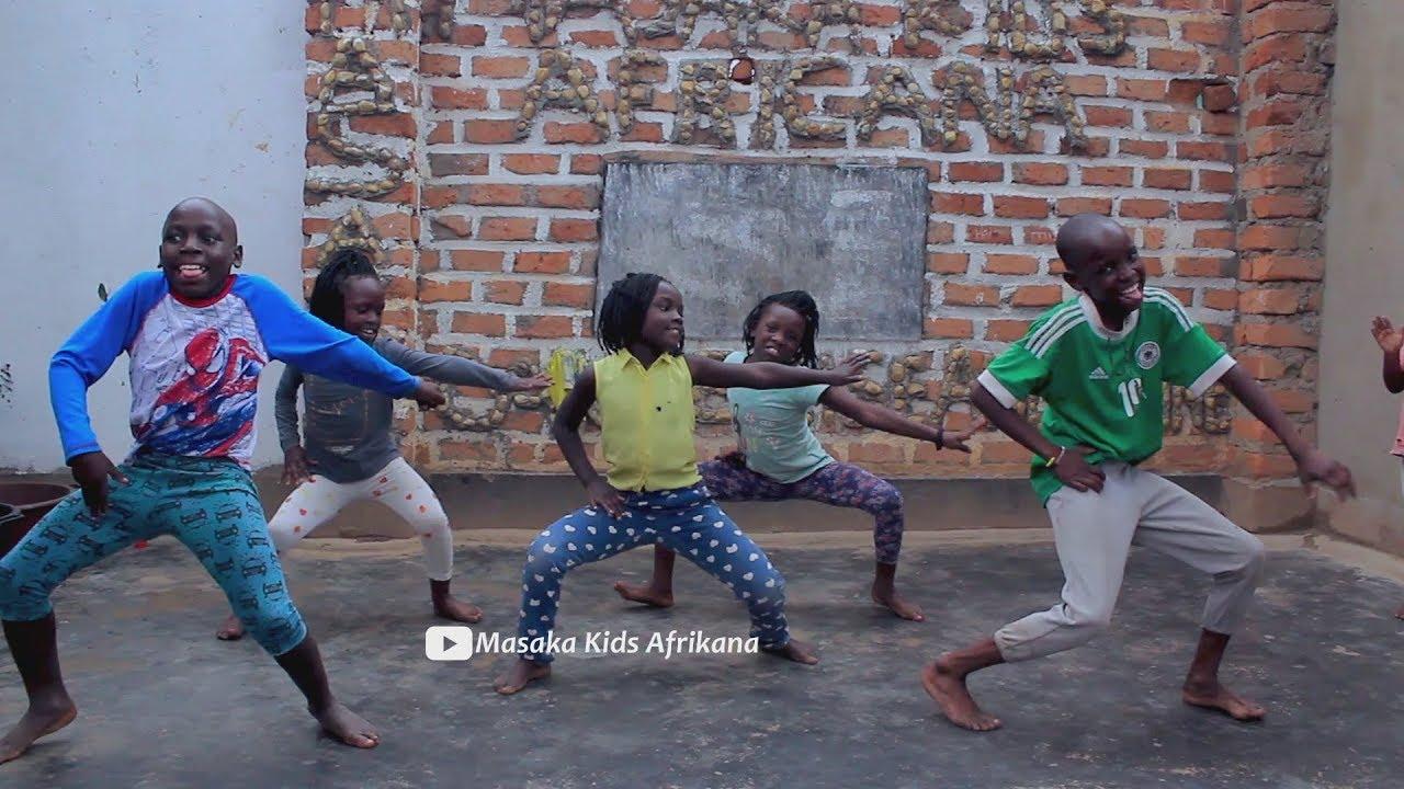 Download Masaka Kids Africana - #PetitAfroChallenge    Afro Dance