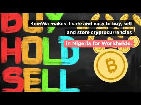 Buy And Sell Bitcoin In Nigeria