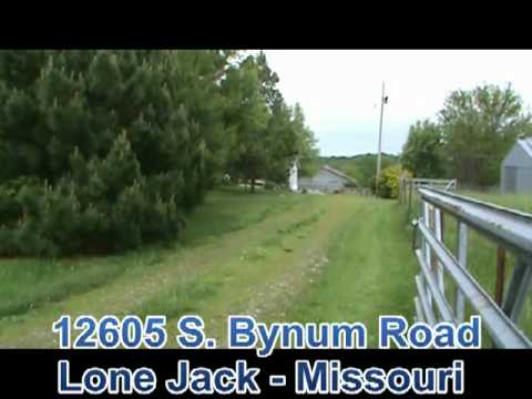 Lone Jack Missouri Real Estate Auction
