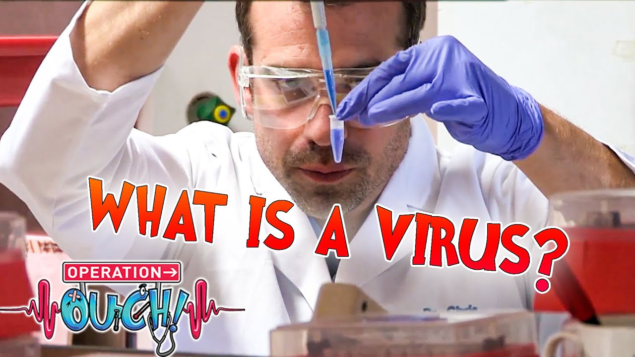 What is a Virus? 🧪 | Full Episodes | Operation Ouch