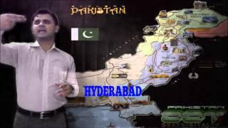 Deaf Digital Tv L-4 (Map Pakistan Deaf)
