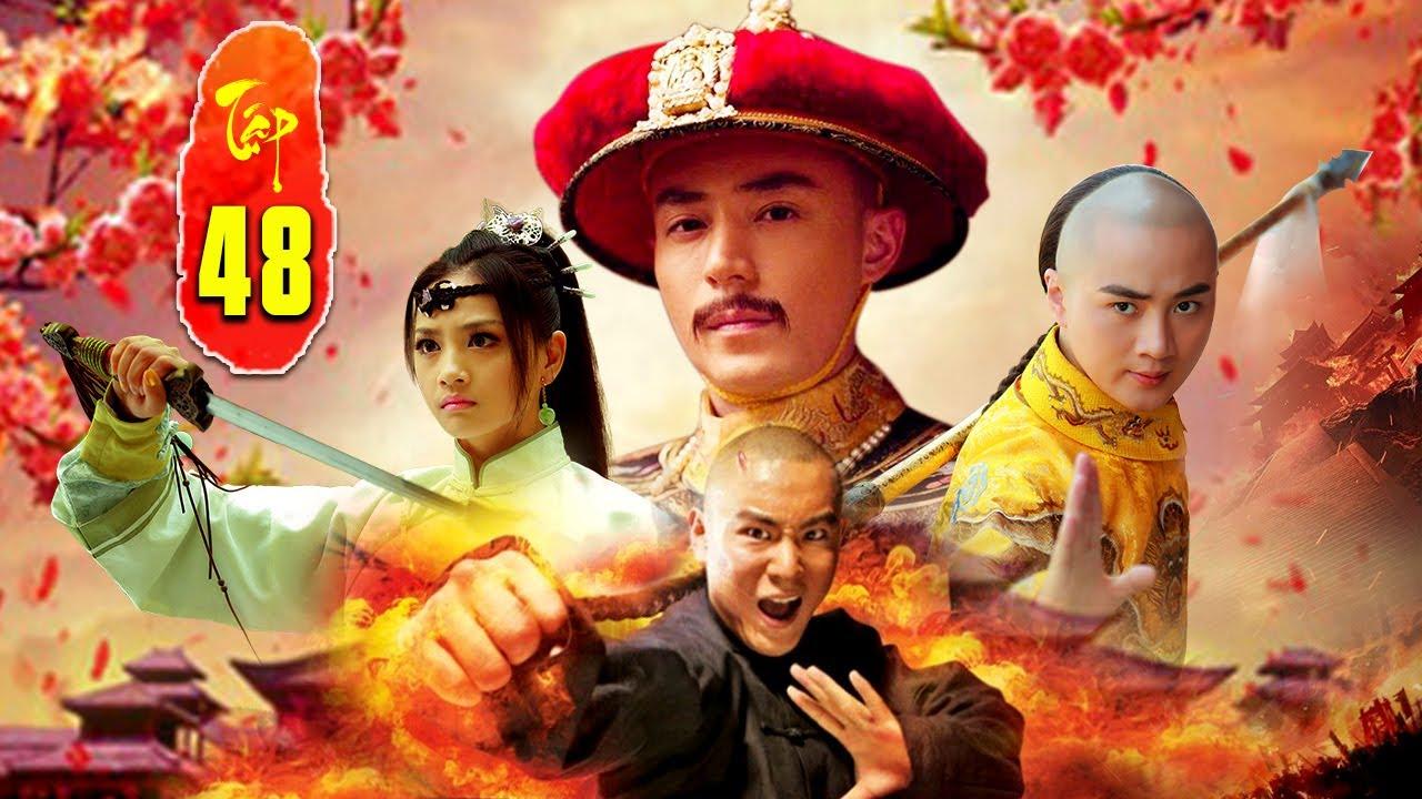 PHIM MỚI HAY 2021   CÀN LONG TRUYỀN KỲ - Tập 48   Phim Bộ Trung Quốc Hay Nhất 2021