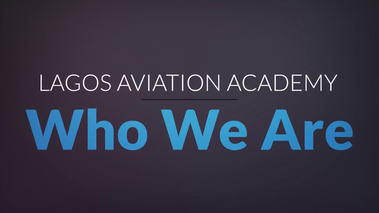 Sales and Marketing Executive at Lagos Aviation Academy
