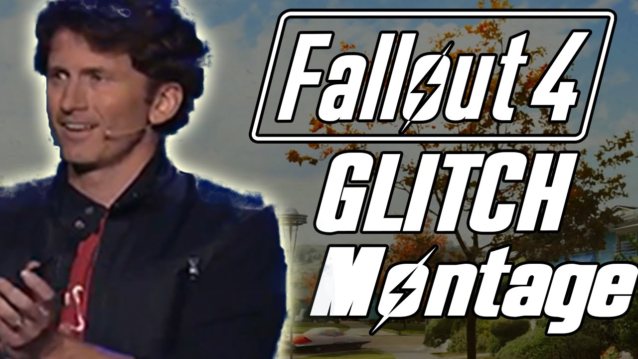 it just works fallout 4 glitch montage youtube