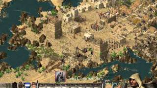Stronghold Crusader Mission 50 - Final Victory