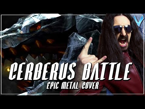Devil May Cry 3 - Cerberus Battle [EPIC METAL COVER] (Little V)