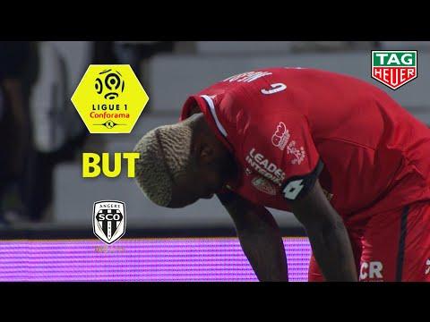 But Glody NGONDA (50' Csc) / Angers SCO - Dijon FCO (2-0)  (SCO-DFCO)/ 2019-20
