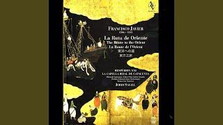 II. Juventud de Francisco Javier: Anónimo. Paduana del Rey (Mss. Venecia)