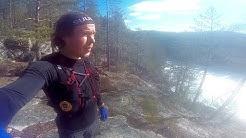 Polkujuoksijan paratiisi - 50km lenkki Repoveden Kansallispuistossa